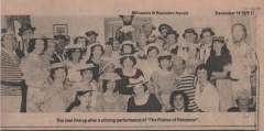 M & B Herald photograph - 1979 Pirates