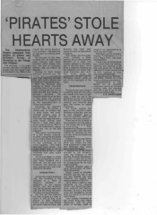 M & B Herald report - 1979 Pirates