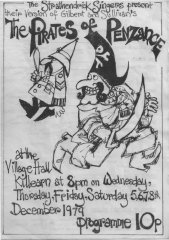1979 Christmas - The Pirates of Penzance