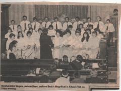 1983 - Bach Magnificat